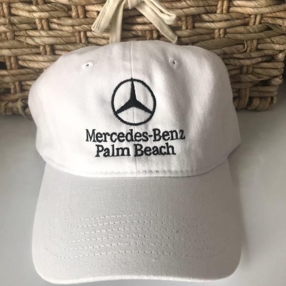 Mercedes Benz Palm Beach Hat
